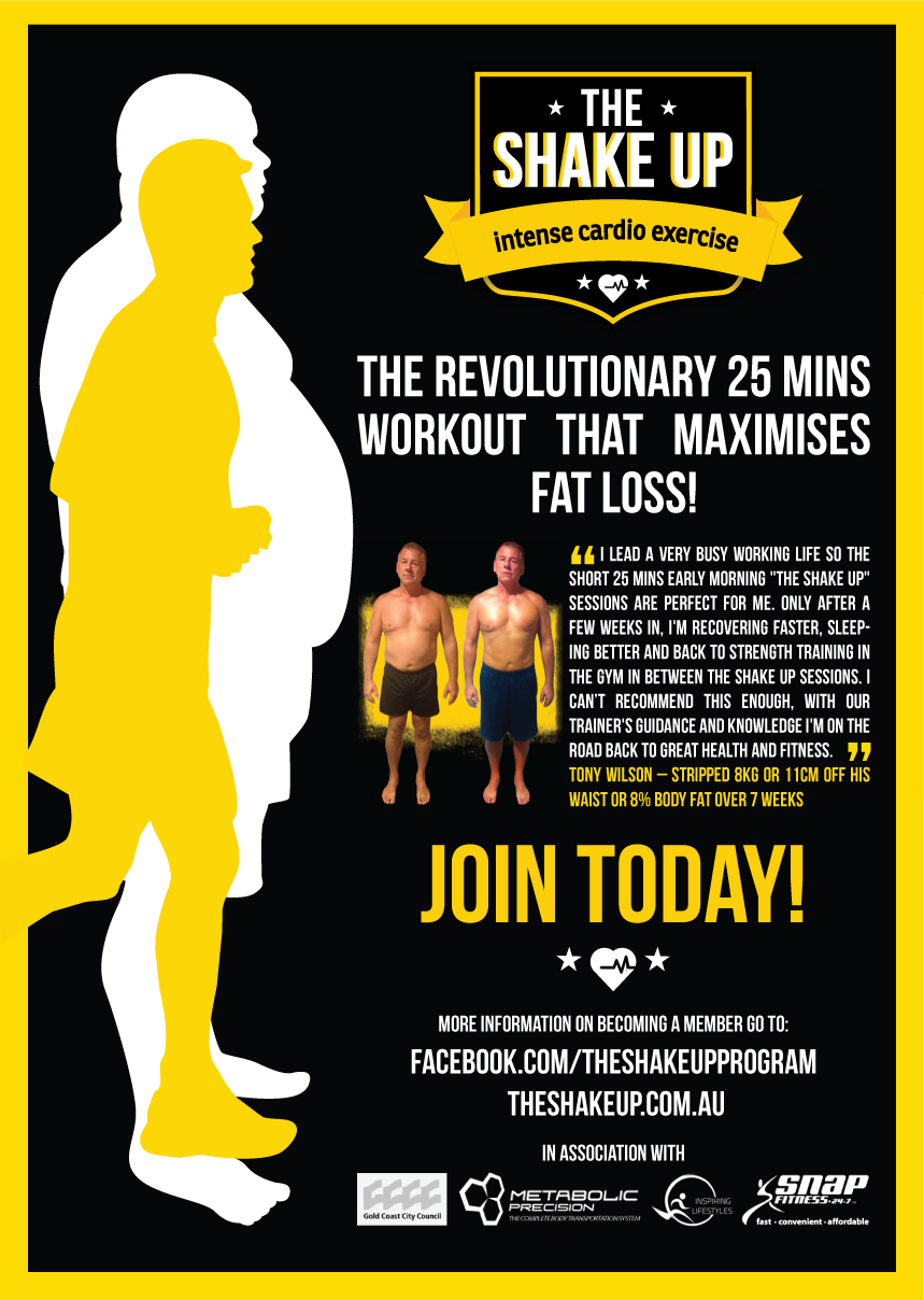 A3 Fitness Poster Design GoMedia Digital Agency